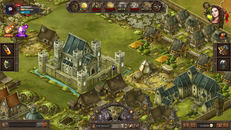 شرح لعبة التصفح الإستراتيجية الشهيرة : الطريق إلى الروما gameoverview6.png